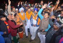 Cap, Chandigarh ki aawaz party