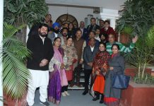 Delegation of MCC councilors led by Mayor