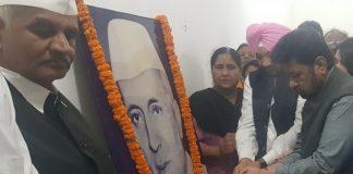 चंडीगढ़: आधुनिक भारत के निर्माता थे चाचा नेहरू: प्रदीप छाबड़ा