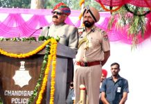 On this occasion, Hon'ble Governor of Punjab & Administrator, UT, Chandigarh, Sh. V.P. Singh Badnore